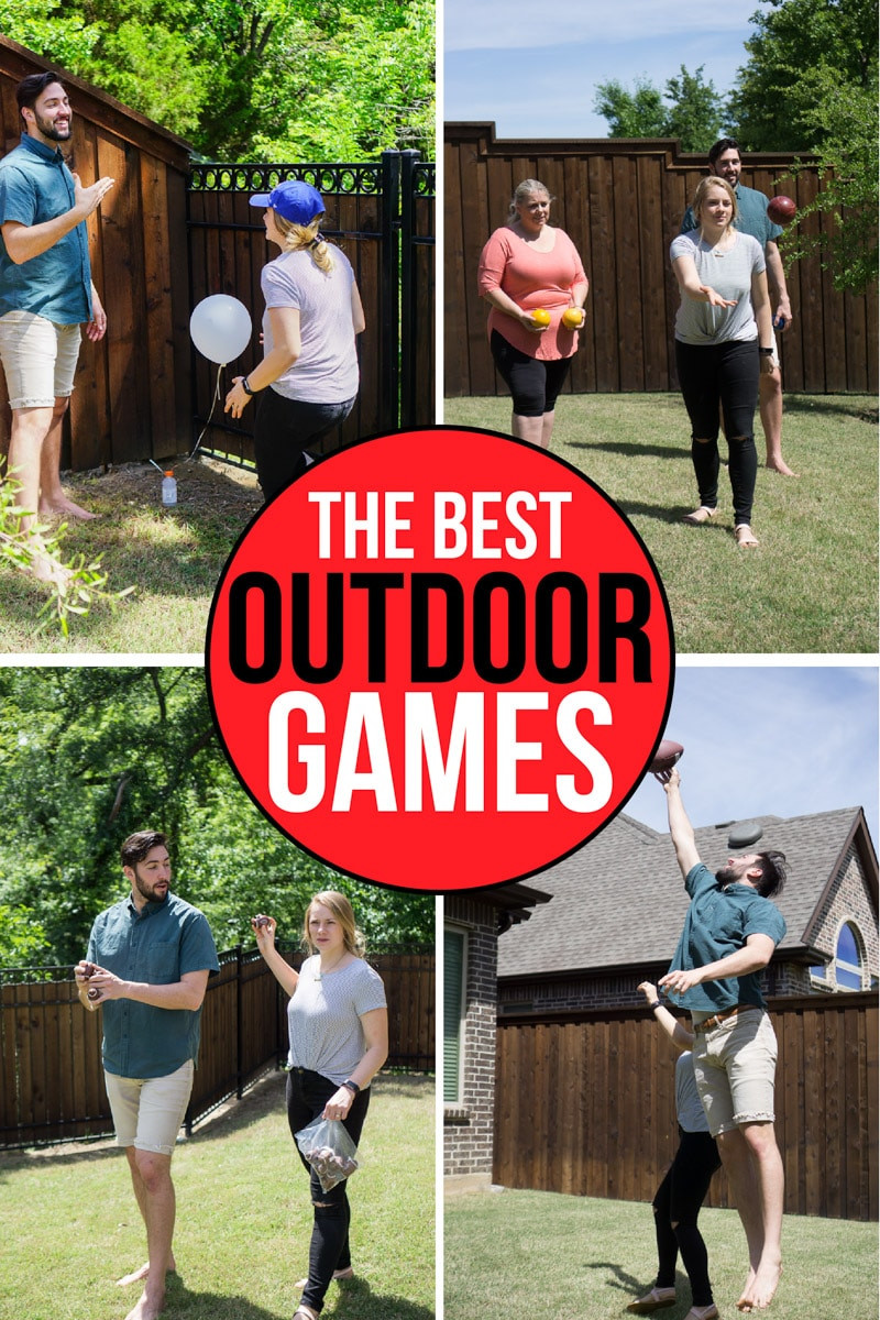 Funny Backyard Games  36 of the Most Fun Outdoor Games for All Ages Play Party