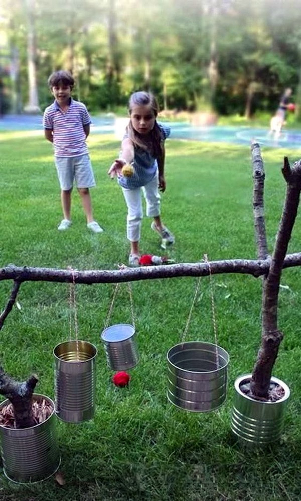 Funny Backyard Games  20 Smart Backyard Fun And Game Ideas Bored Art