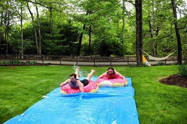 Funny Backyard Games  20 Smart Backyard Fun And Game Ideas photofun4u