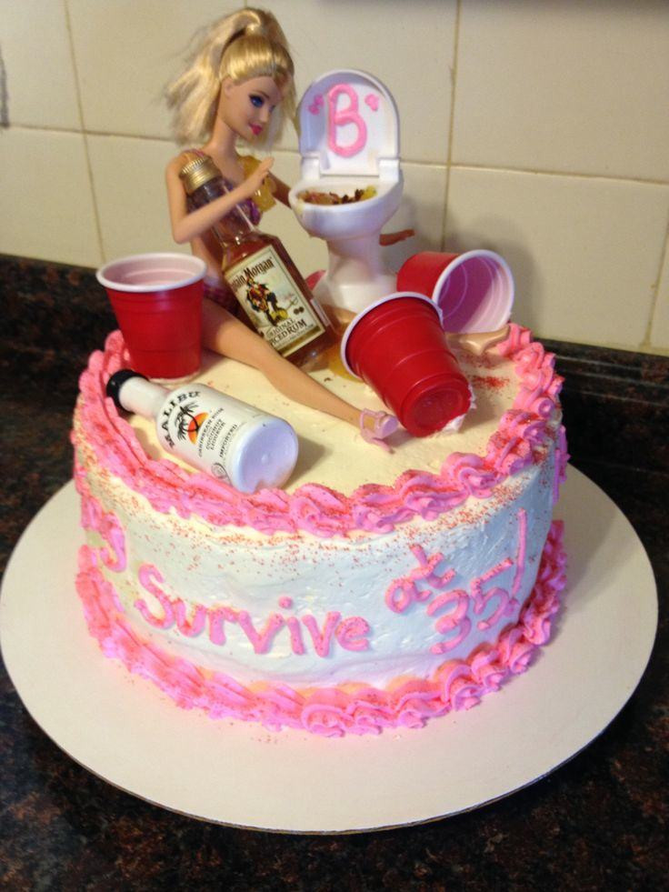 Funny Birthday Cakes Images  21 Clever and Funny Birthday Cakes