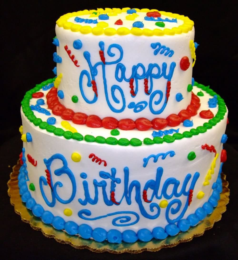 Funny Birthday Cakes Images  Happy Birthday Cake Graphic – – Funny