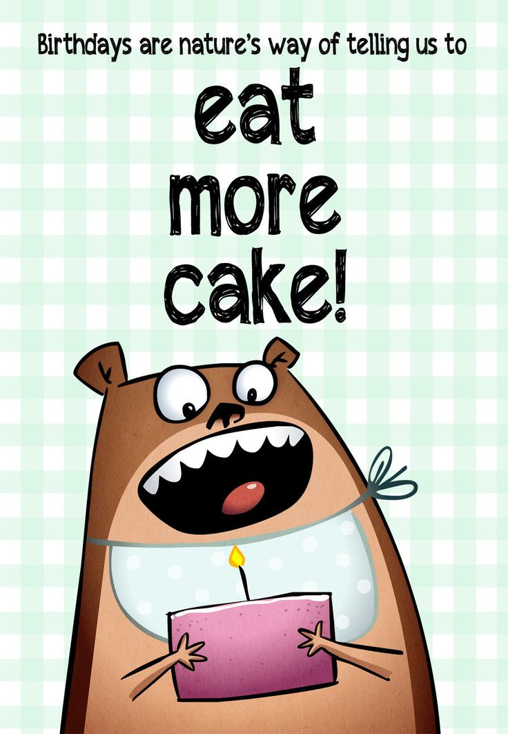Funny Birthday Cards To Print  135 best Birthday Cards images on Pinterest