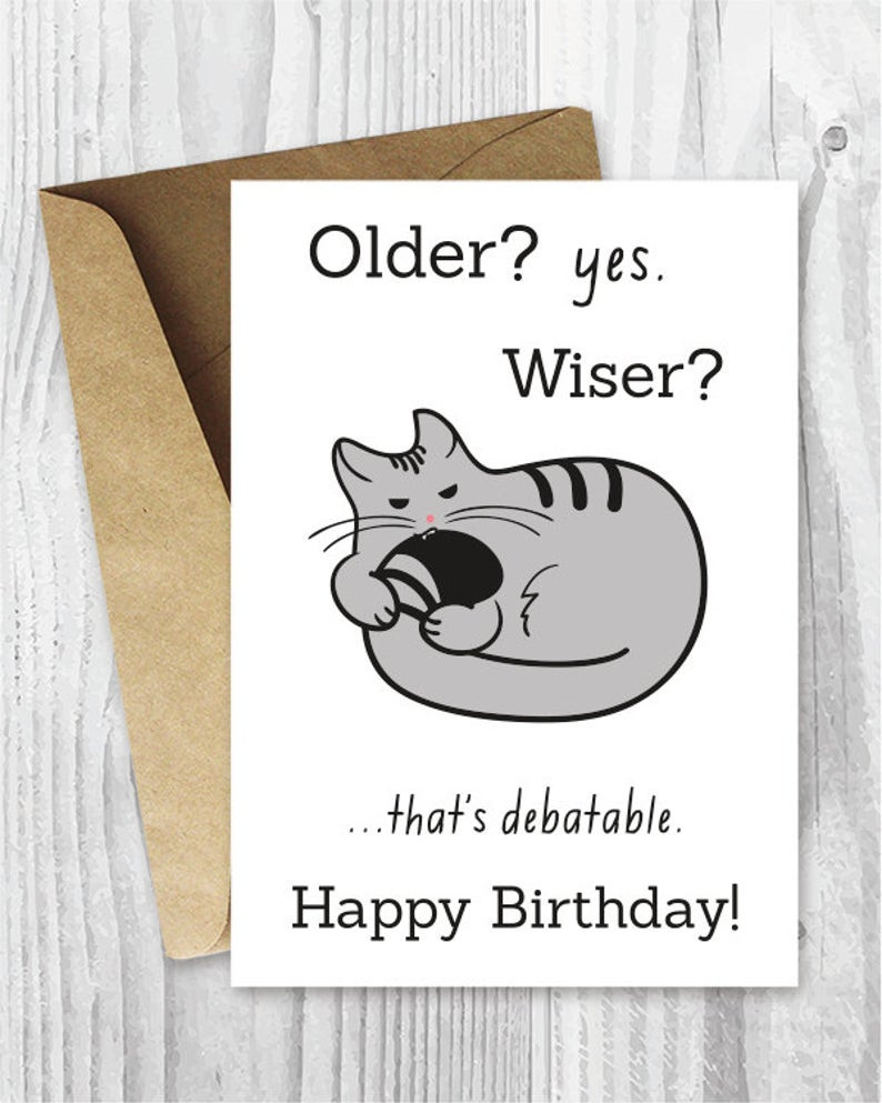 Funny Birthday Cards To Print  Happy Birthday Cards Funny Printable Birthday Cards Funny