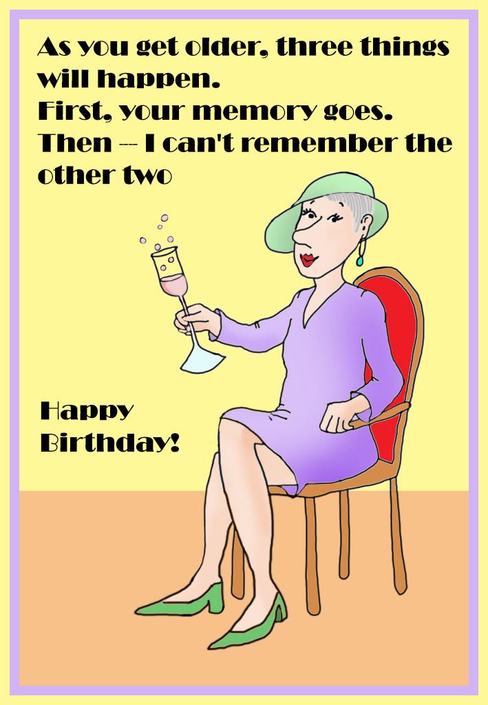 Funny Birthday Greetings  Funny Printable Birthday Cards