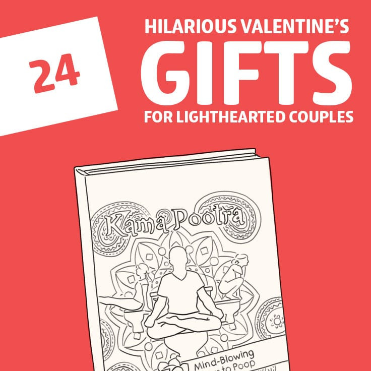 Funny Couples Gift Ideas  600 Cool and Unique Valentine s Day Gift Ideas of 2018
