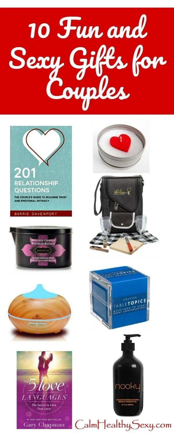 Funny Couples Gift Ideas  10 Fabulous Gift Ideas For Married Couples 2019