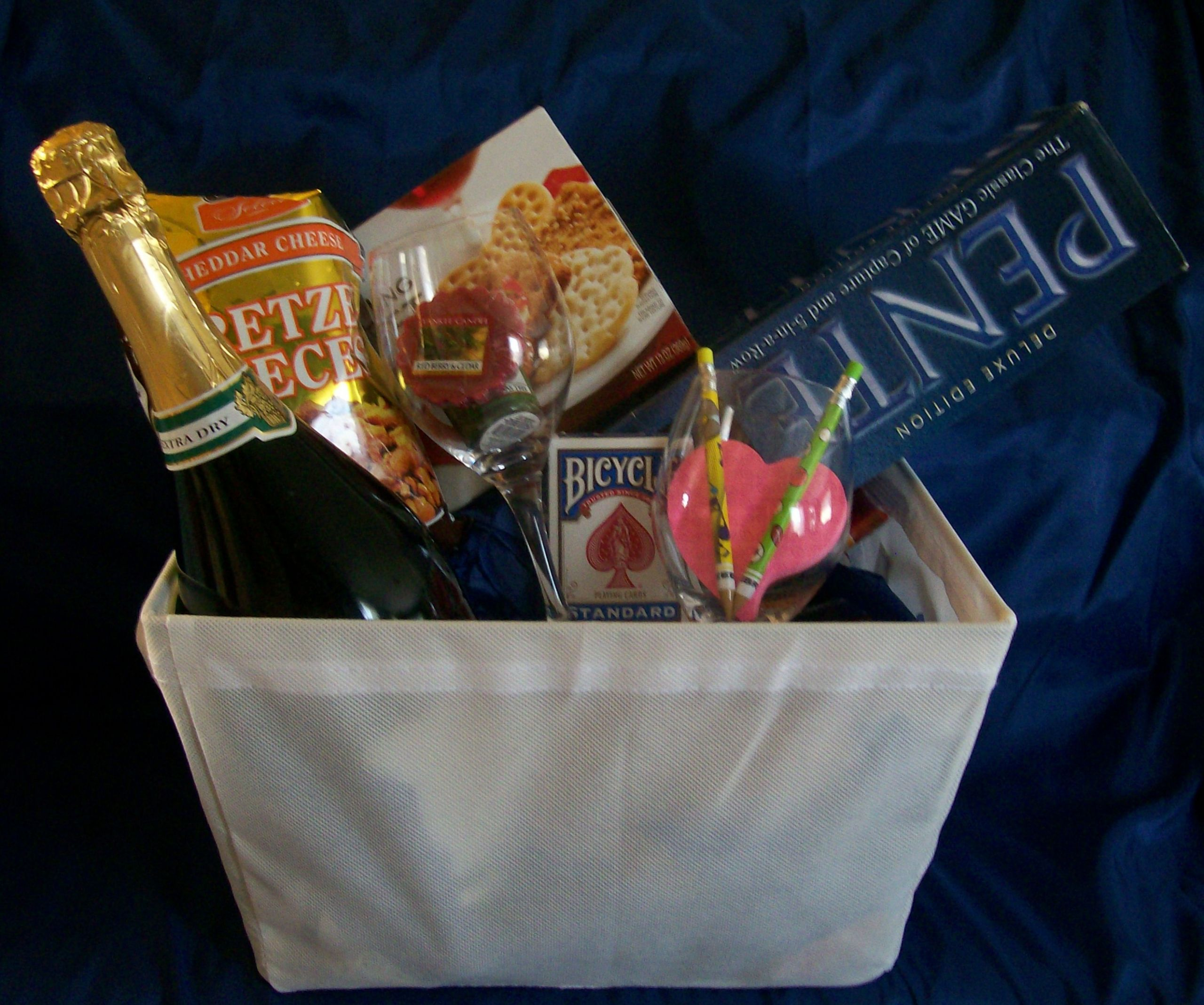 Funny Couples Gift Ideas  Game Gift Basket Ideas for a Couple – All About Fun and Games