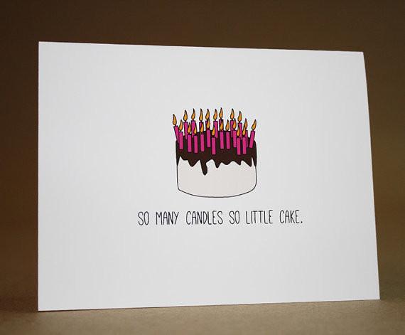 Funny Homemade Birthday Card Ideas  Funny Birthday Card happy birthday card funny over the