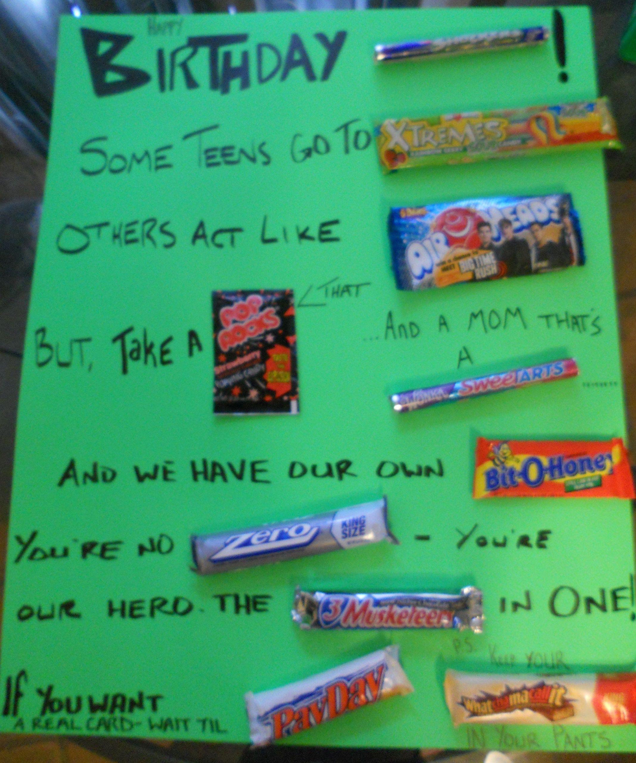 Funny Homemade Birthday Card Ideas  Homemade Birthday Card
