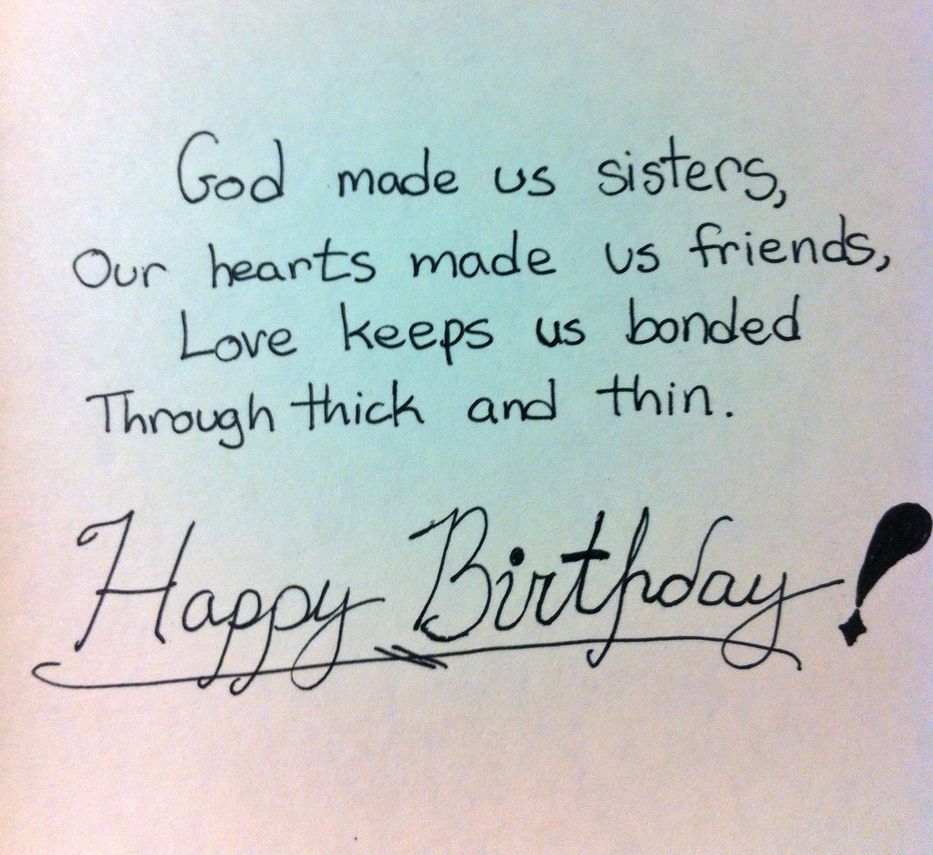Funny Sister Birthday Wishes  Best Birthday wishes for a Sister – StudentsChillOut