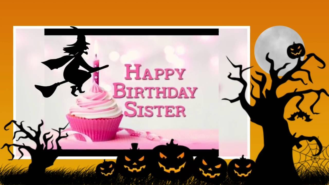 Funny Sister Birthday Wishes  Best & Funny Happy Birthday Wishes For Sister