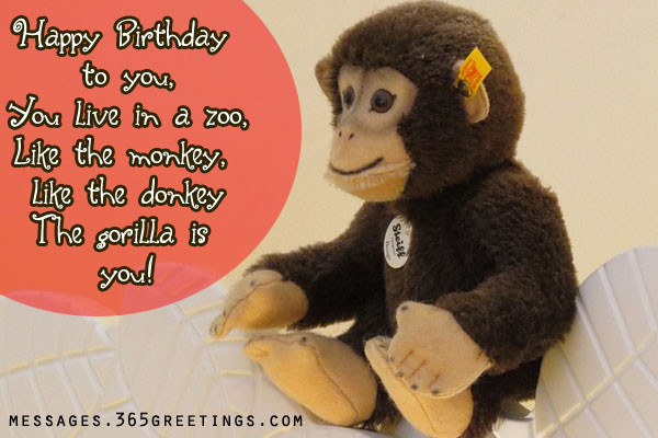 Funny Sister Birthday Wishes  Birthday wishes For Sister that warm the heart