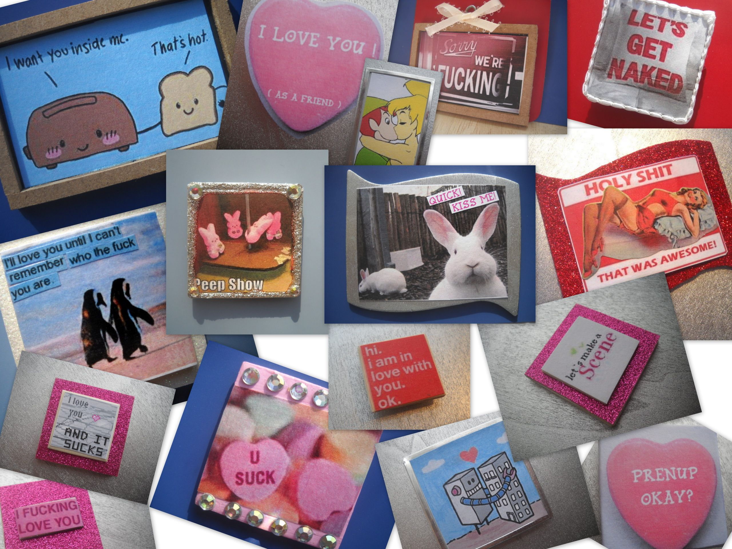 Funny Valentines Day Gifts  New Naughty Funny Valentines Day Gifts Original