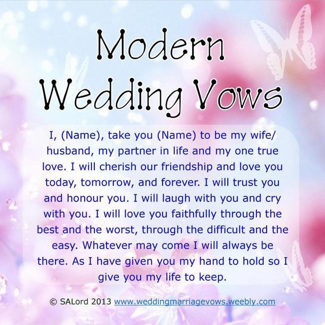 Funny Wedding Vows  Wedding Quotes Funny Wedding Vows Wedding Lande