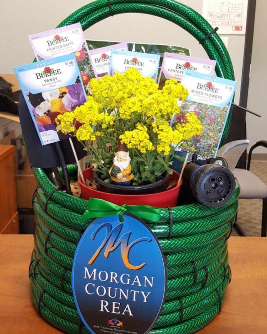 Garden Themed Gift Basket Ideas  13 Cool Gift Baskets e For Every Occasion