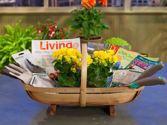 Garden Themed Gift Basket Ideas  13 Themed Gift Basket Ideas for Women Men & Families
