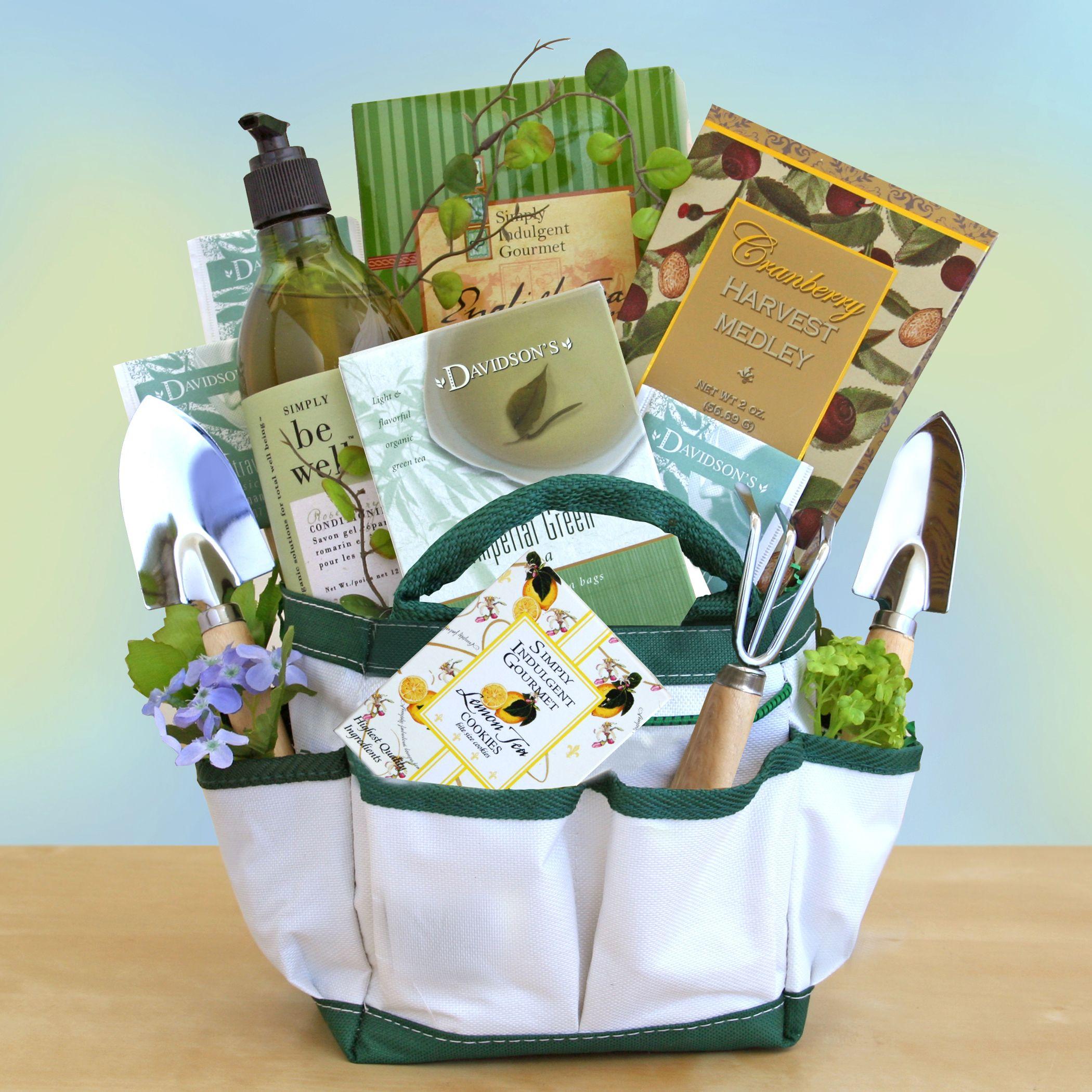 Garden Themed Gift Basket Ideas  Gardener s Delights $59 99 …