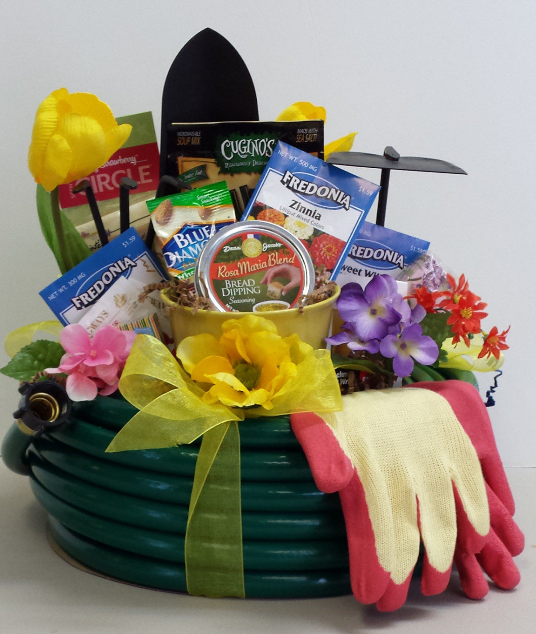 Garden Themed Gift Basket Ideas  Sweet and Spicy Bacon Wrapped Chicken Tenders