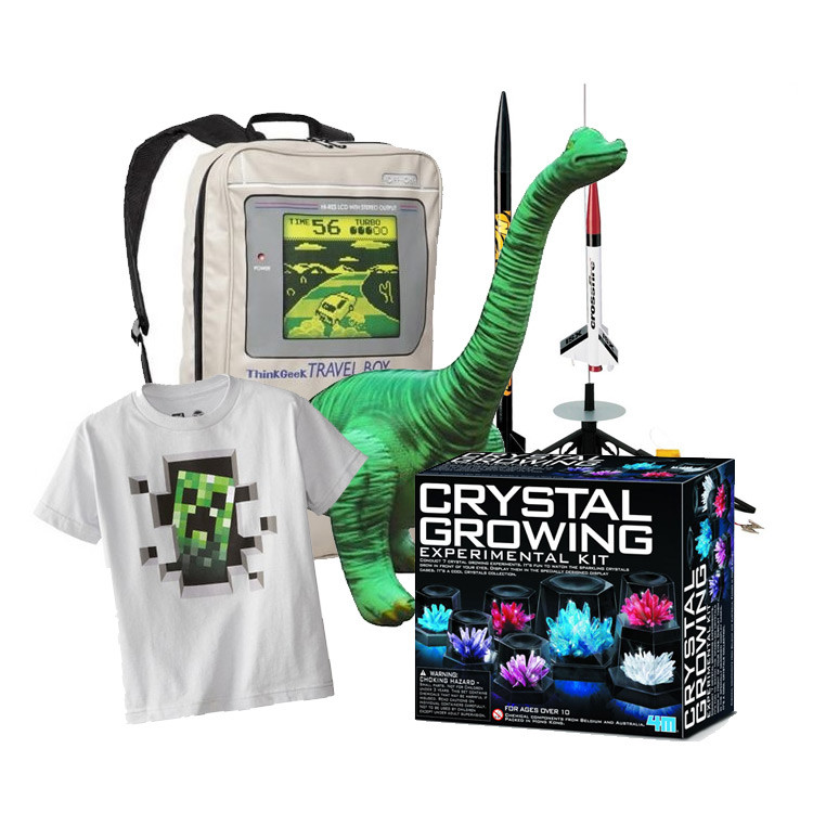 Geek Gifts For Kids  Geeky Gift Ideas Apparel and Products The Geek Gift