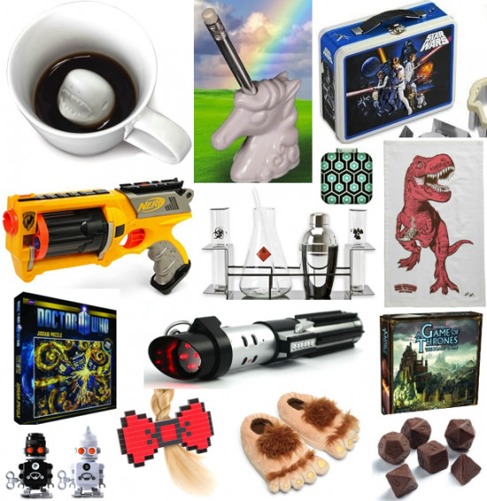 Geek Gifts For Kids  Gifts for every geeky girl and boy