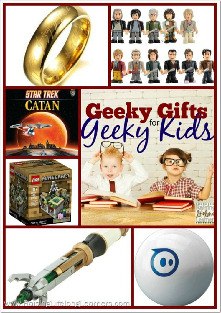 Geek Gifts For Kids  10 Gifts for Teen Boys That They ll Actually Want