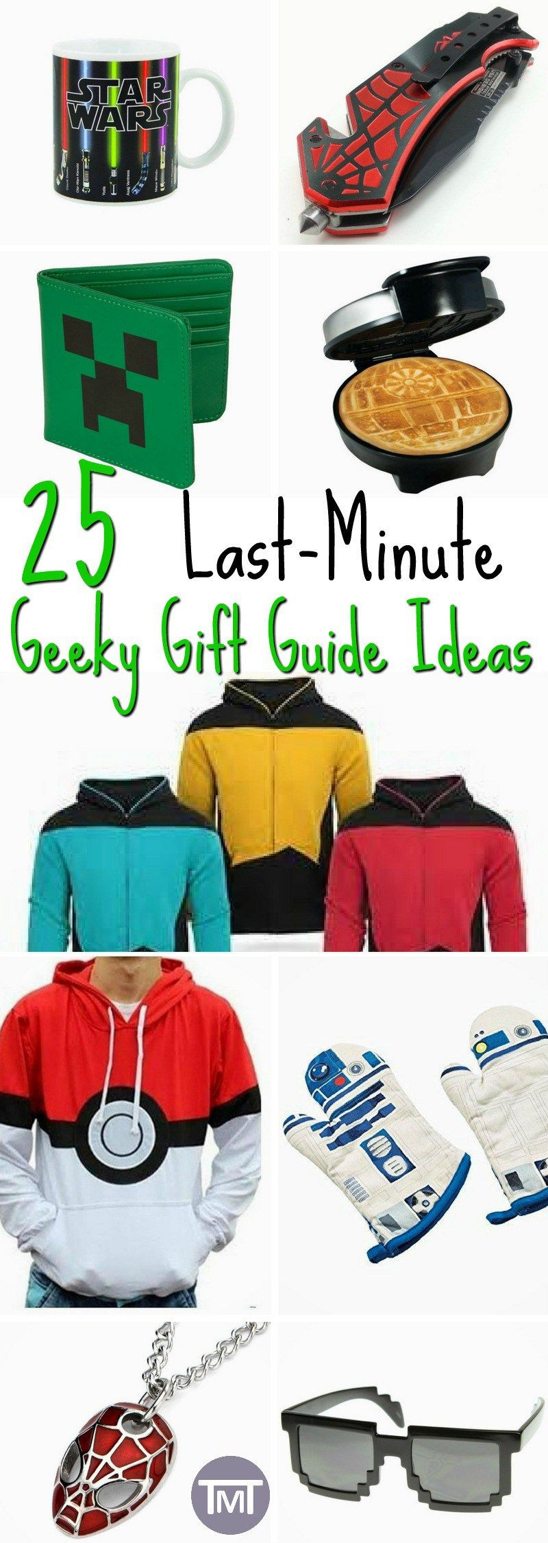 Geek Gifts For Kids  25 Last Minute Geeky Gift Guide Ideas
