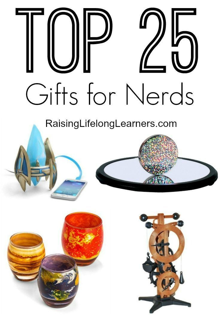 Geek Gifts For Kids  Top 25 Gifts for Nerds