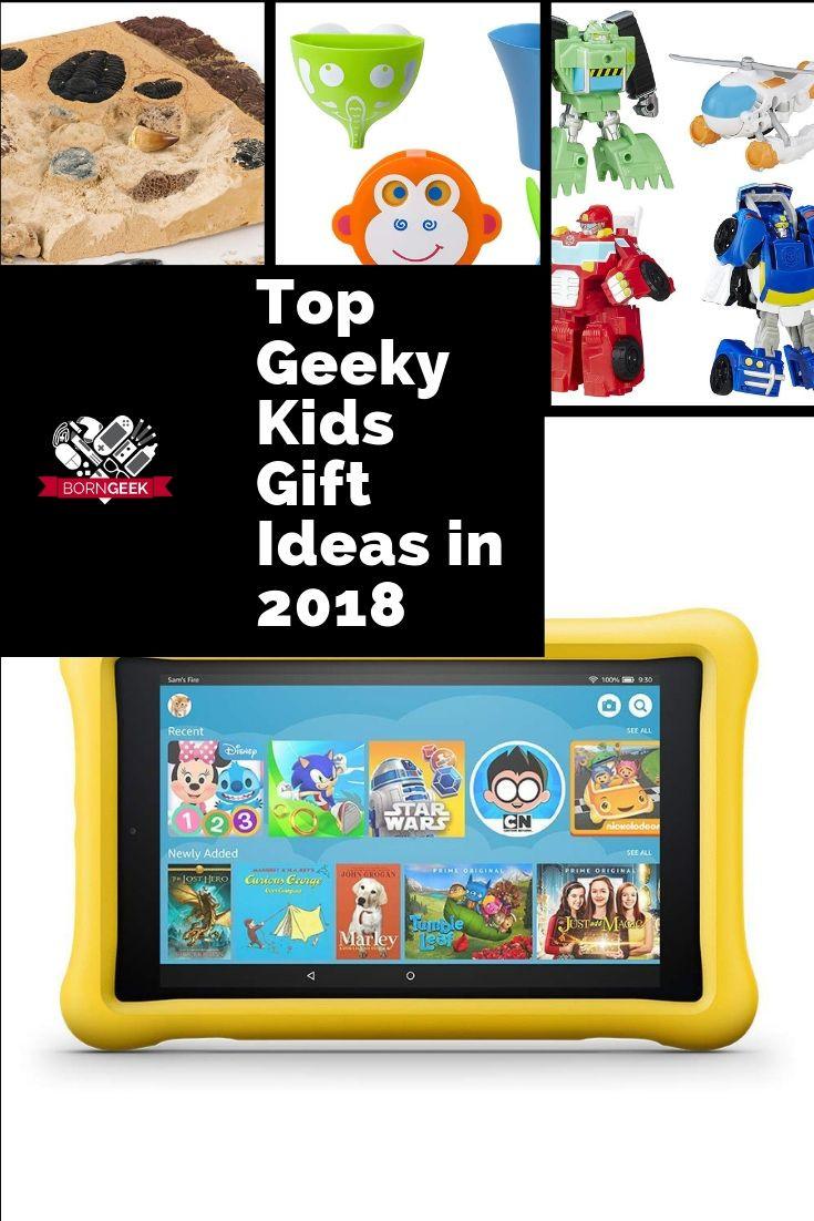 Geek Gifts For Kids  Top Geeky Kids Gift Ideas in 2018
