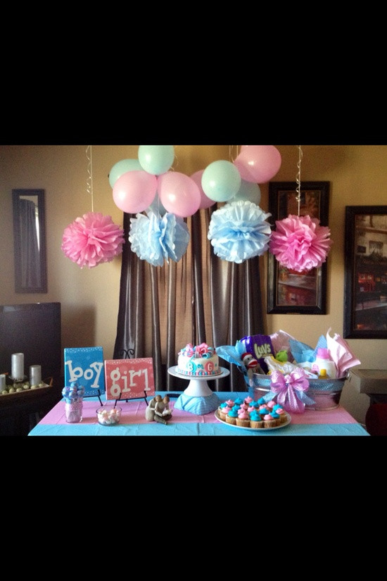 Gender Reveal Ideas For Party  Gender Reveal Party ideas
