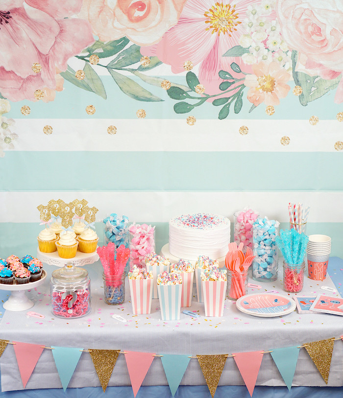 Gender Reveal Ideas For Party  Gender reveal ideas for the most important party in your