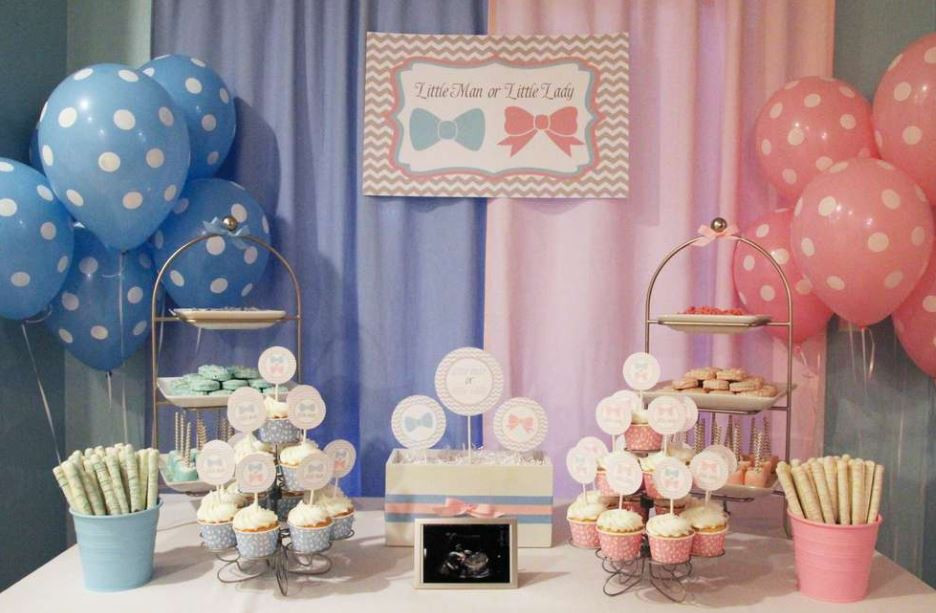 Gender Reveal Ideas For Party  12 Gender Reveal Party Food Ideas Will Make It More Festive