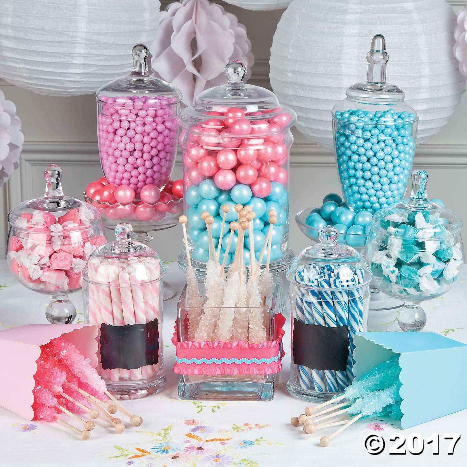 Gender Reveal Ideas For Party  Gender Reveal Party 42 mybabydoo