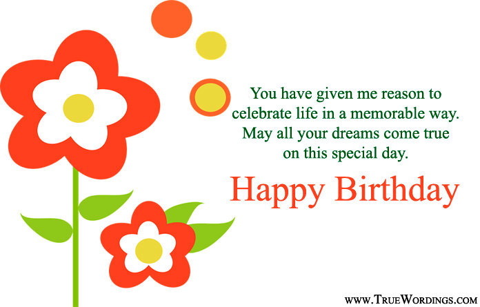 General Birthday Wishes  General Happy Birthday Wishes Messages for Anyone