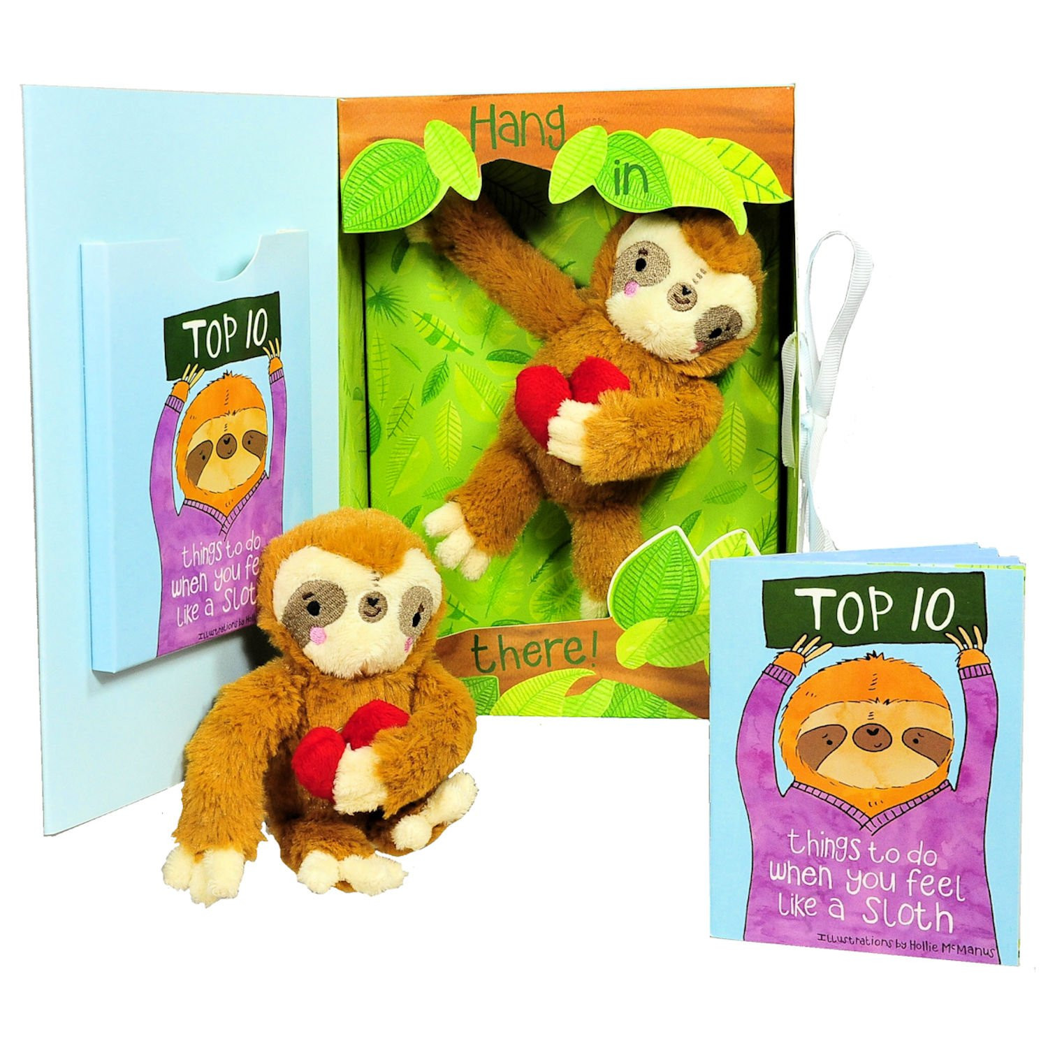 Get Well Soon Gifts For Kids  Get Well Gift Feel Like a Sloth Hang in There Get Well