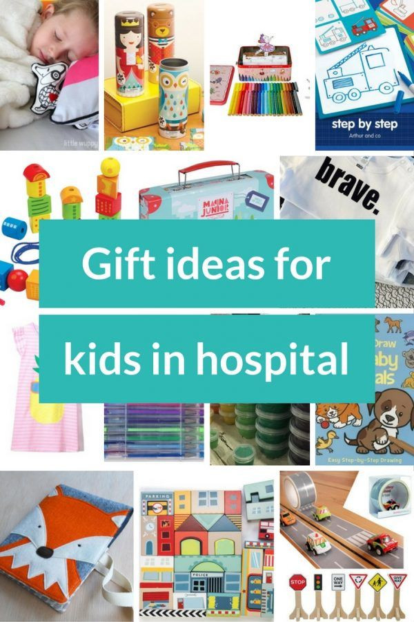 Gift Basket For Child In Hospital  Gift ideas for kids in hospital guest post on Cocooned