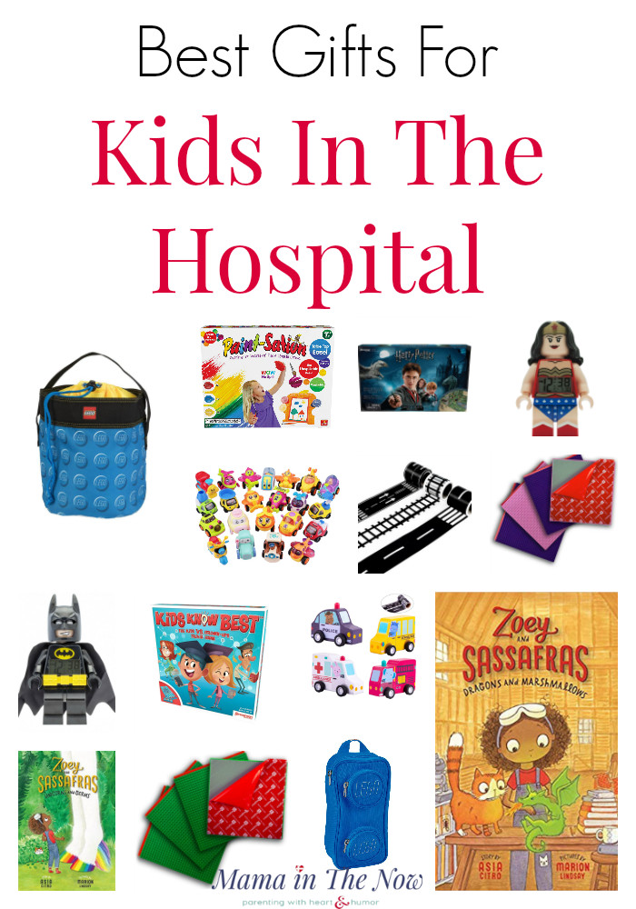 Gift Basket For Child In Hospital  Best Gifts for Kids in the Hospital