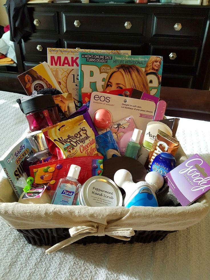 Gift Basket For Child In Hospital  Surgery t basket Grandma Gifts from Kids
