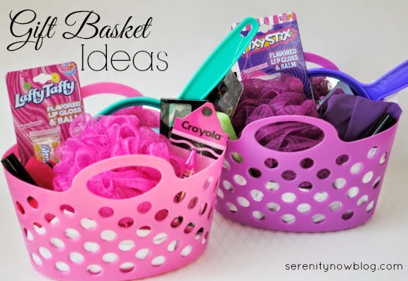 Gift Basket Ideas For Girls  Serenity Now Gift Basket Birthday Present plus Theme