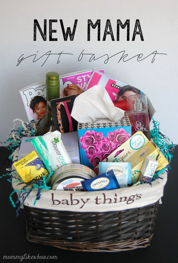 Gift Basket Ideas For Parents  35 Creative DIY Gift Basket Ideas for This Holiday Hative