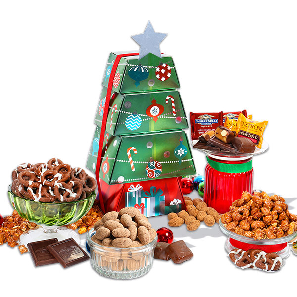 Gift Basket Ideas For Parents  Christmas Gift for Parents by GourmetGiftBaskets