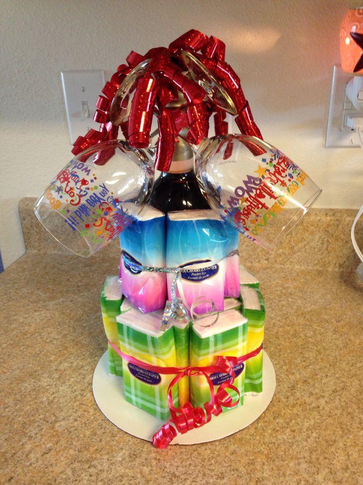 Gift Basket Ideas For Parents  Empty nest t for parents of the graduate