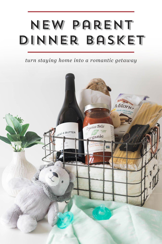 Gift Basket Ideas For Parents  DIY Date Night Gift Basket