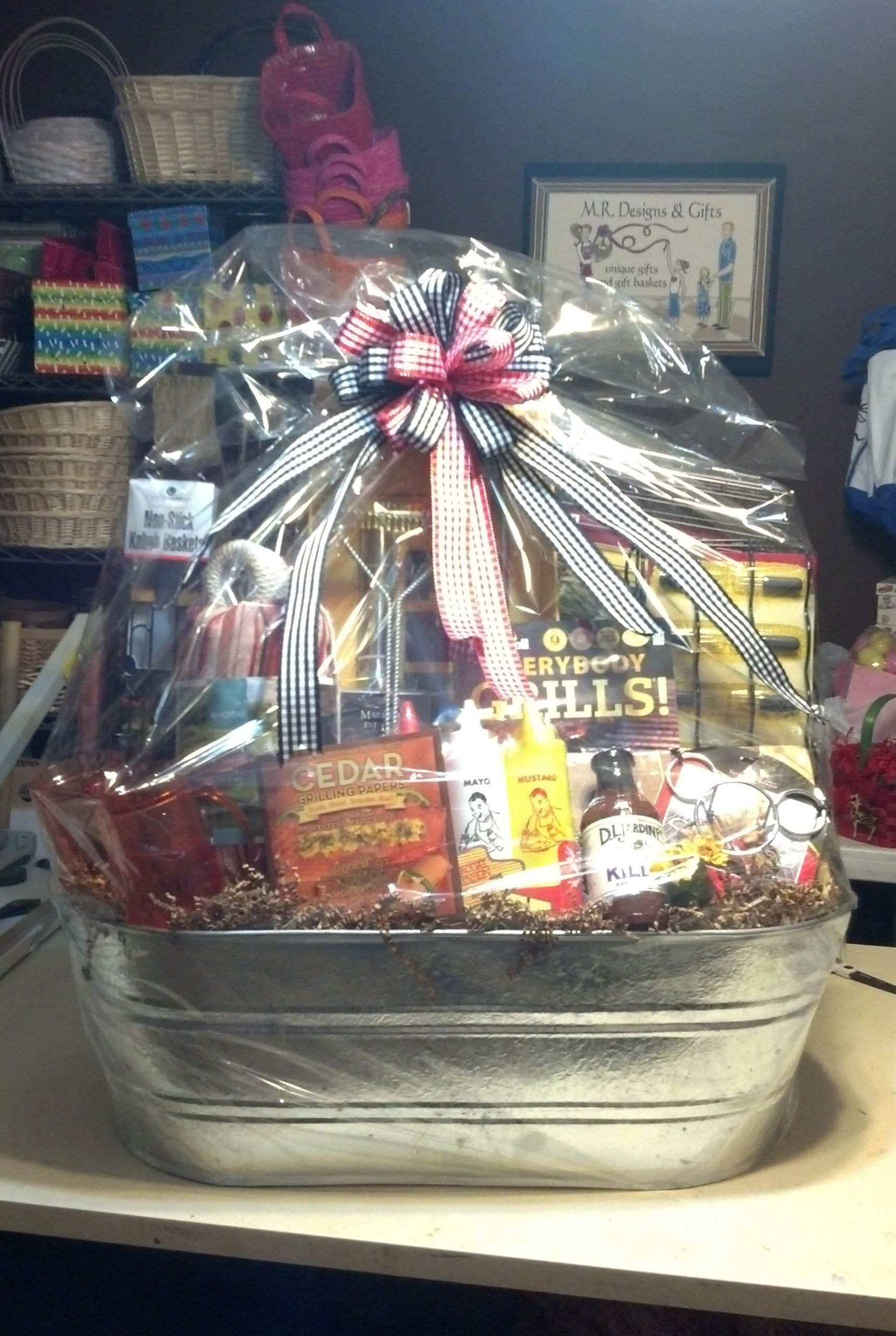 Gift Basket Ideas For Silent Auction Fundraiser  Special Event and Silent Auction Gift Basket Ideas by M R