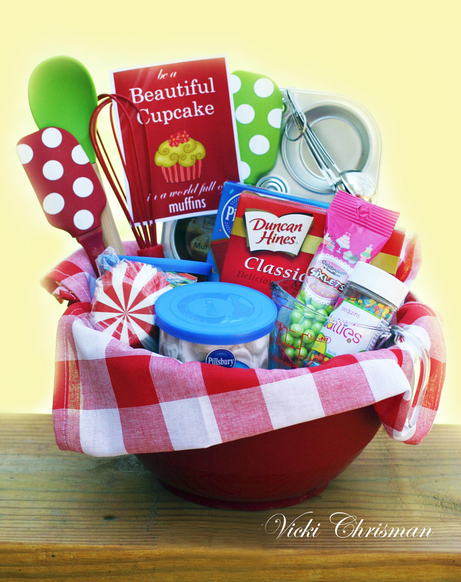 Gift Basket Theme Ideas Fundraiser  This art that makes me happy Gift and fundraiser basket ideas
