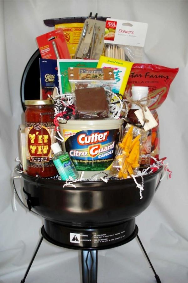 Gift Basket Theme Ideas Fundraiser  Creative Raffle Gift Basket Ideas for Charity School
