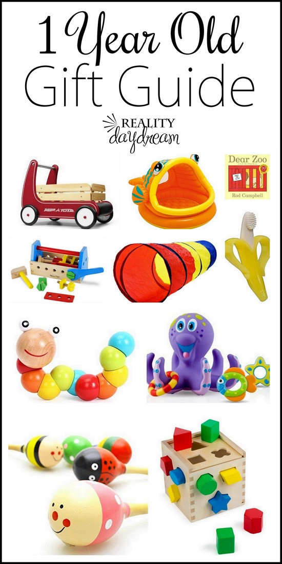 Gift Ideas For 1 Year Old Boys  Non Annoying Gifts for e Year Olds