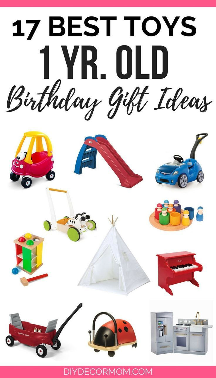 Gift Ideas For 1 Year Old Boys  Best Toys for 1 yr olds Are you looking for birthday t