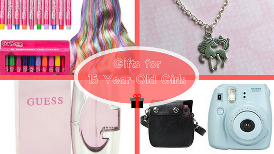 Gift Ideas For 15 Year Old Girls  Need Gifts for 15 Year Old Girls Read to Get Ideas