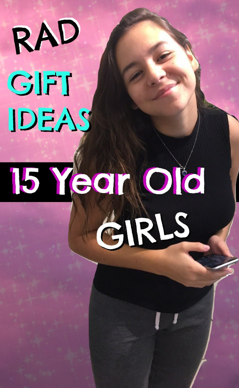 Gift Ideas For 15 Year Old Girls  Top Gifts for 15 Year Old Girls Favorite Top Gifts