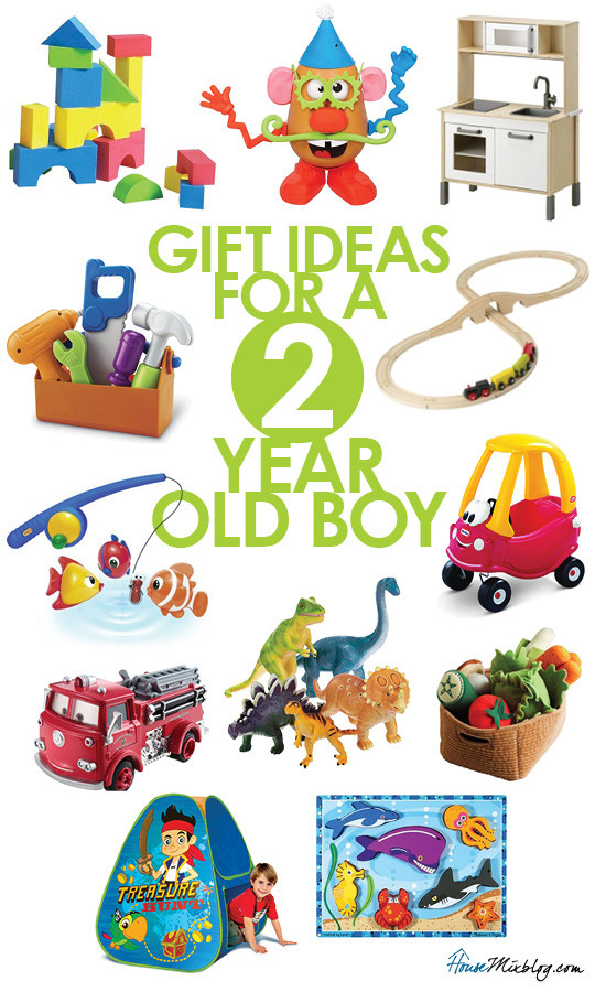 Gift Ideas For 2 Year Old Boys  Toys for 2 year old boy